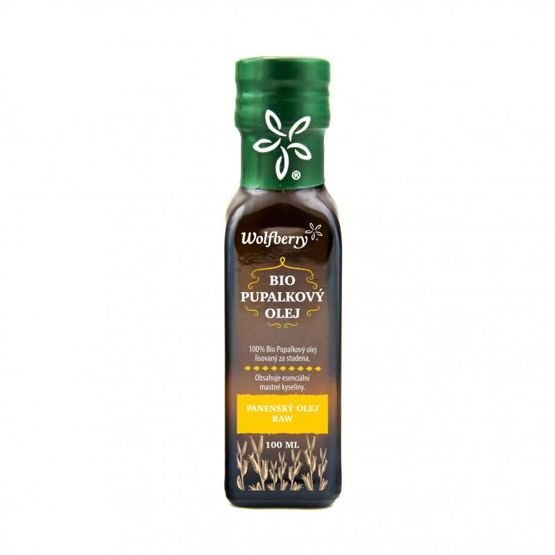 Pupalkový olej Wolfberry Bio