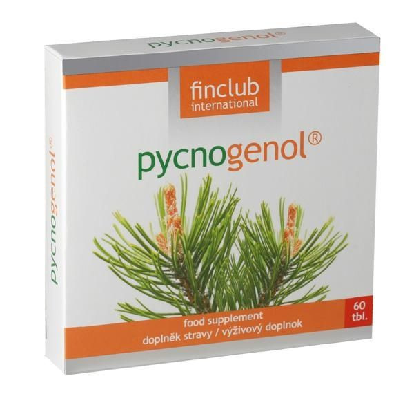 pycnogenol finclub 60 tabliet
