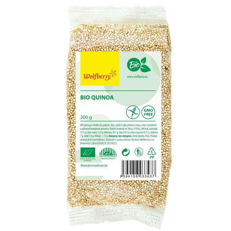 quinoa wolfberry bio
