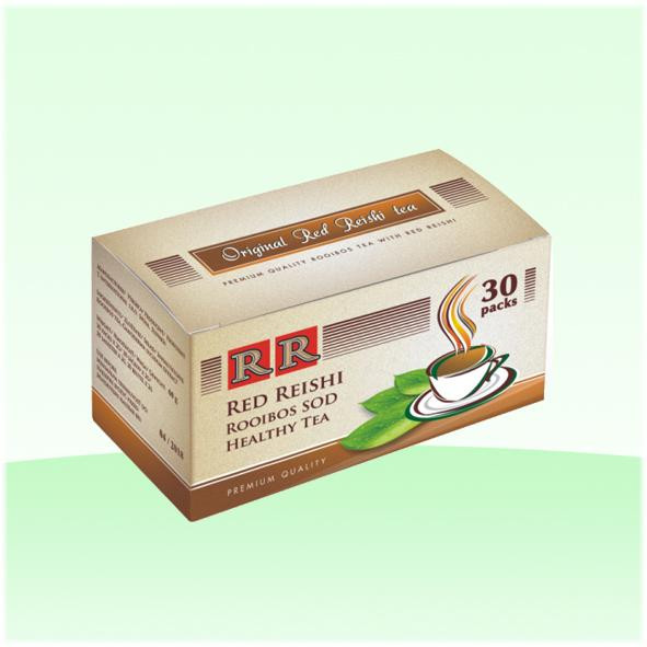 Red Reishi čaj