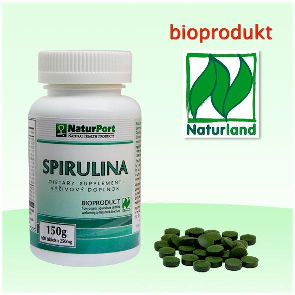 Spirulina Bio Naturport
