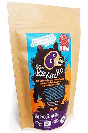 kakauko sum bio - konopný proteínový nápoj s kakaom 195g