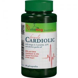 cardiolic formula vitaking