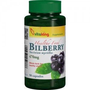 čučoriedky extrakt 470 mg kapsuly