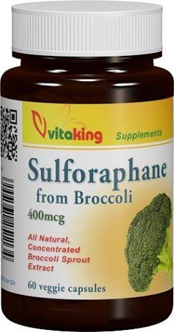 sulforafan z brokolice vitaking 60 kapsúl