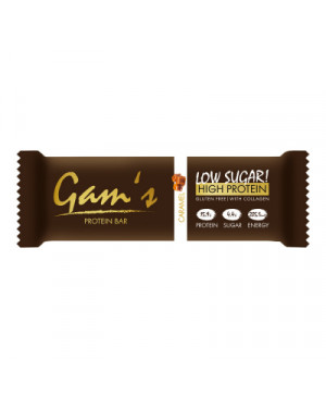 GAM´S Protein bar - caramel