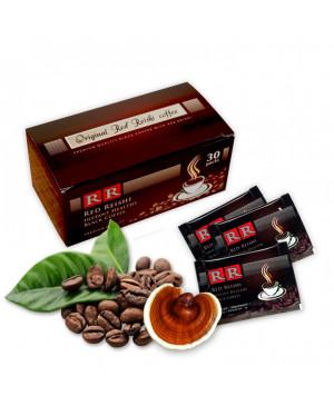Red reishi káva