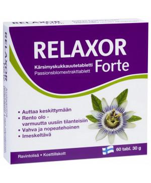 fin Relaxor Forte Finclub