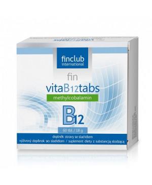 fin VitaB12tabs (vitamín B12) Finclub