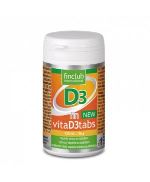 fin VitaD3tabs (vitamín D3) Finclub