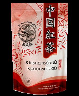 DRAGON červený čaj mliečny