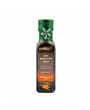 mrkvový olej wolfberry bio
