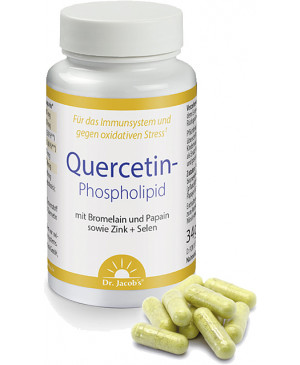 Quercetin-Phospholipid 60 kapsúl