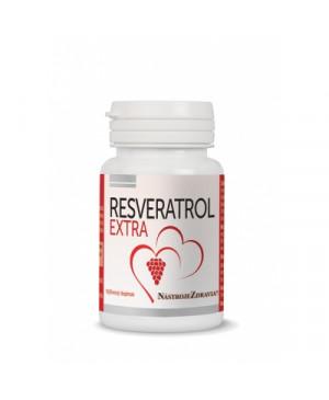 Resveratrol Extra nástroje zdravia