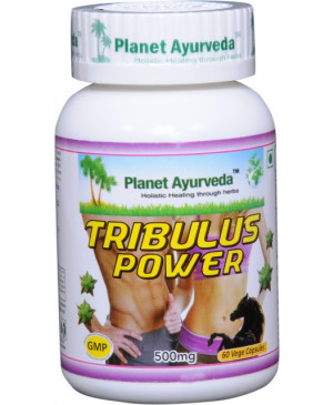 Tribulus Power planet ayurveda