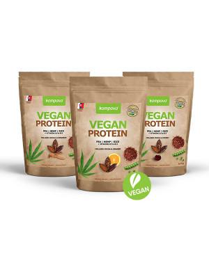 kompava vegan protein