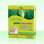 NaturPort Detoxikačné náplasti GREEN SAP SHEET 10 ks