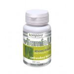 Kompava Vitamín U (anti-vredový faktor) 60 kapsúl