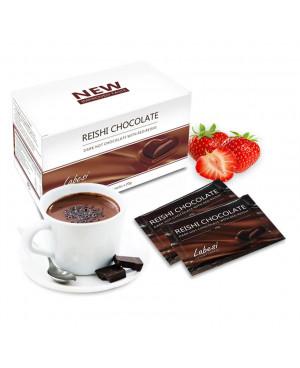 Labesi Reishi čokoláda 400g (20 sáčkov x 20g)