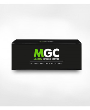 NaturMedic MGC Ginkgo káva (30 sáčkov x 3g)