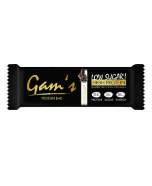 GAM´S Protein bar - chocolate 55g