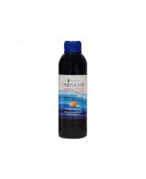 Nutraceutica Rybí olej Omega-3 HP s koenzýmom Q10 orange 270 ml