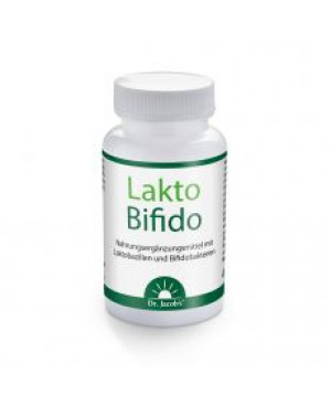 Dr. Jacobs Medical LaktoBifido 90 kapsúl