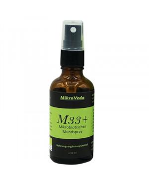 Mikroveda M33+ probiotický ústny sprej 50 ml