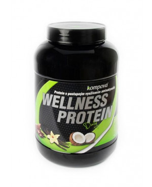 Kompava Wellness Protein 2000g (POŠTOVNÉ ZDARMA)
