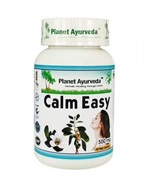 Planet Ayurveda Calm Easy (upokojenie) extrakt 500 mg 60 kapsúl