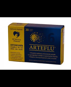 Arteflu Artemisinin 30 kapsúl