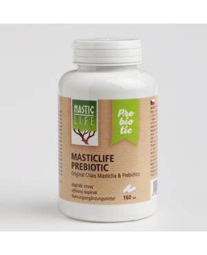 Mastichové kapsuly MasticLife Prebiotic 370 mg 160 kapsúl