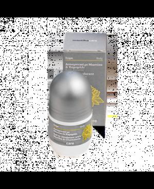 Roll-on Deodorant s mastichou, harmančekom a šalviou 50 ml