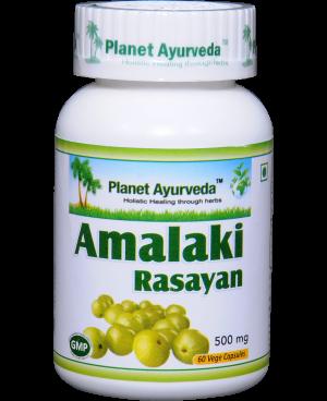 Planet Ayurveda Amalaki Rasayan extrakt 4:1 500 mg 60 kapsúl