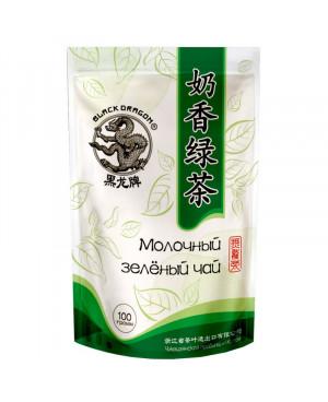 DRAGON zelený čaj mliečny 100g