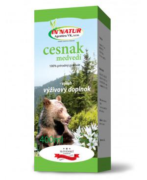 In Natur Medvedí cesnak výluh 400 ml