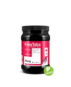 Kompava KreaTabs (Creapure® Gluco) 180 tabliet