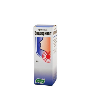 Endokrinol - krém na štítnu žľazu 50 ml