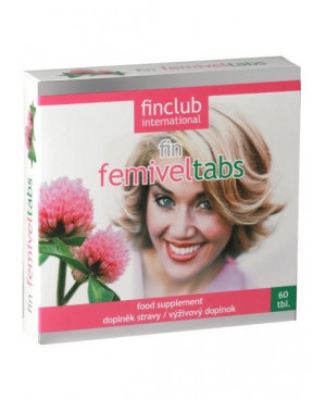 Finclub fin Femiveltabs 60 tabliet