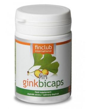 Finclub fin Ginkbicaps (Ginkgo biloba) 50 kapsúl