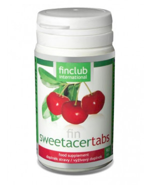 Finclub fin Sweetacertabs 90 tabliet