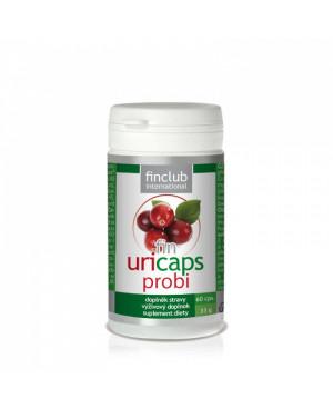 Finclub fin Uricaps Probi 60 kapsúl