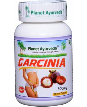 Planet Ayurveda Garcinia extrakt 5:1 500 mg 60 kapsúl