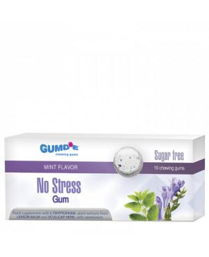 Finclub Gum No Stress žuvačky 10 ks