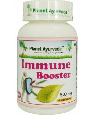 Planet Ayurveda Immune Booster extrakt 500 mg 60 kapsúl