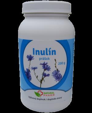 Natural Pharm Inulín prášok 200 a 400g