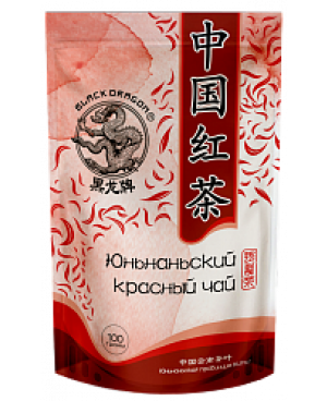 DRAGON červený čaj mliečny 100g