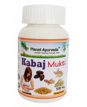 Planet Ayurveda Kabaj Mukti extrakt 500 mg 60 kapsúl