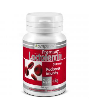 Kompava Premium Lactoferrin 30 a 60 kapsúl