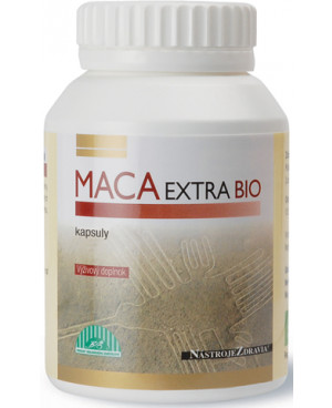 Blue Step Maca Extra BIO 500 mg 120 kapsúl